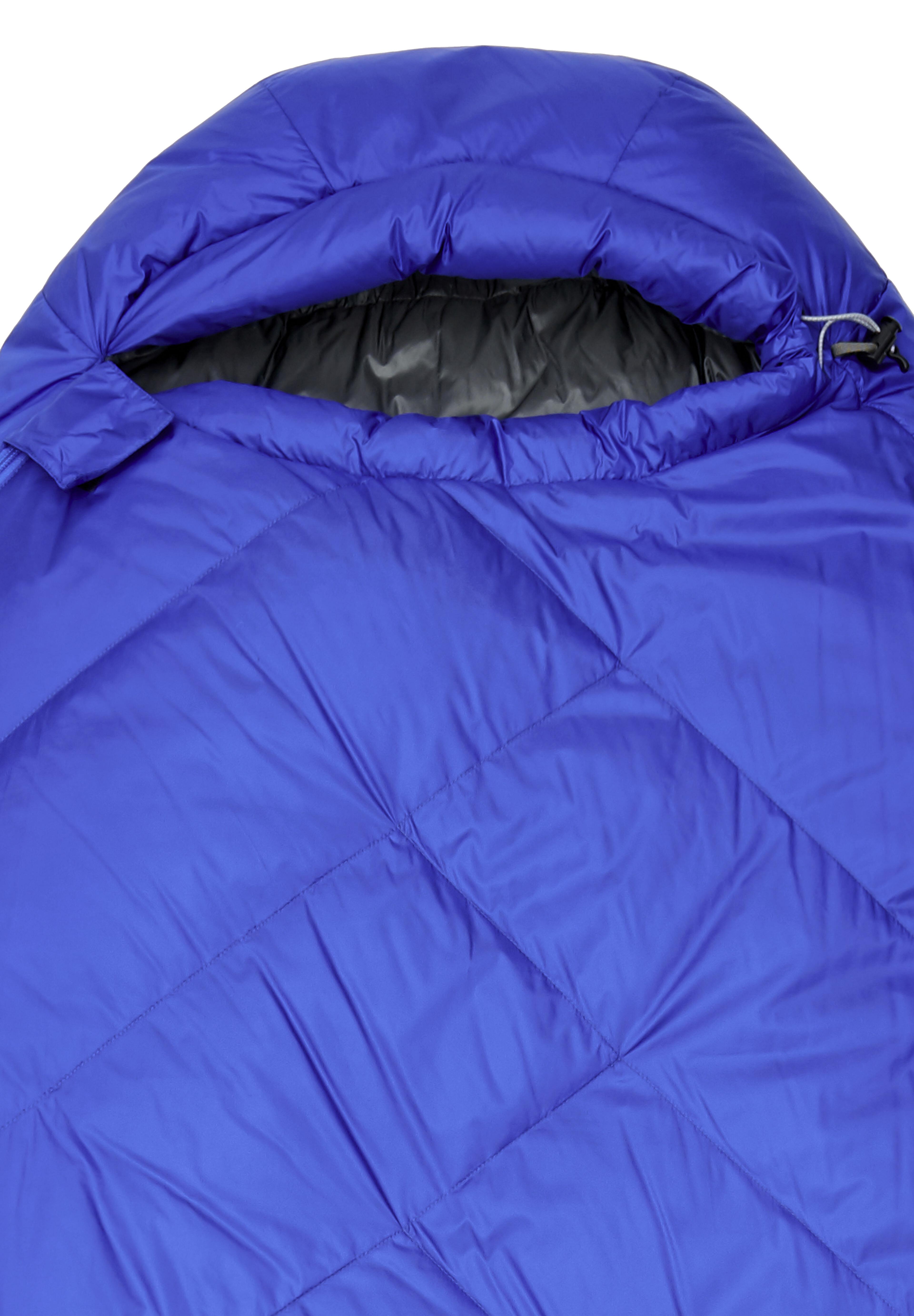 Mountain Hardwear Ratio 15 Makuupussi , sininen